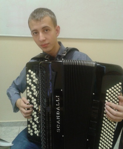 Максим Баян, 27 июля , Йошкар-Ола, id11044620