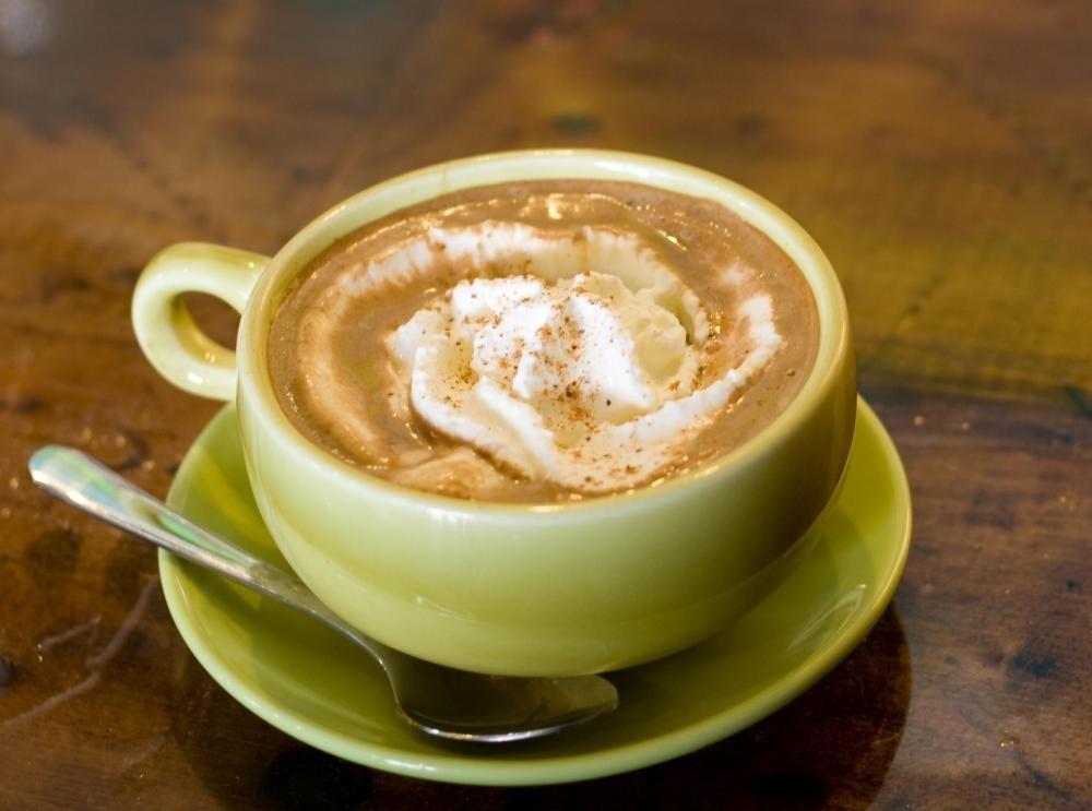 Эспрессо - это популярные напитки, продаваемые кафе.