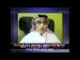 Saudi Christan..Testimony(Arabic with english subtitles)
