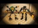 Hero factory китайское Lego