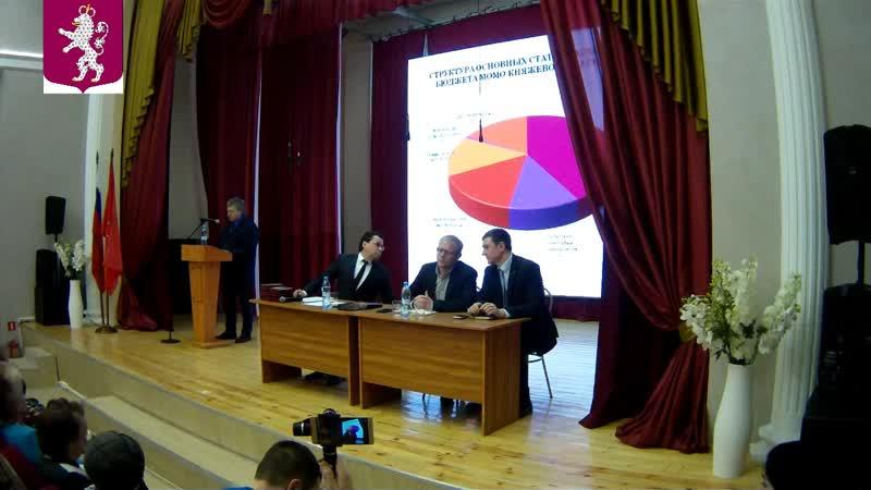 Отчет МО Княжево за 2018 год
