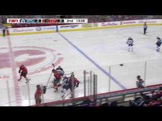NHL 2018-2019 / PS / 24.09.2018 / Winnipeg Jets @ Calgary Flames