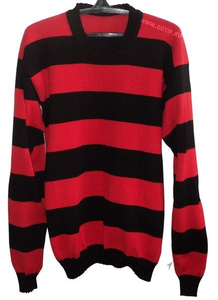 Кофта Черно Красная С Доставкой