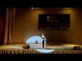 Radmila Dobrynina on Oriental Astana Festival 2014 GALA SHOW 3448