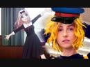 Госпожа Кагуя x Tessa Violet Русские вперед   Kaguya-sama