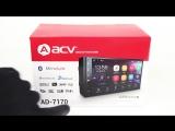 Магнитола ACV AD-7170