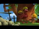 Пчелка Майя: Новые приключения (Лев против муравьёв) [1 сезон - 43 серия] - (2012)