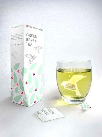 Чай «Зеленый Берри»