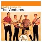 The Ventures альбом Deluxe: Greatest Hits -The Ventures