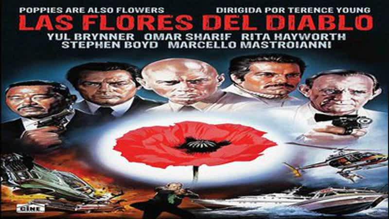 Cine clásico.- Las flores del Diablo.- (1966).Español