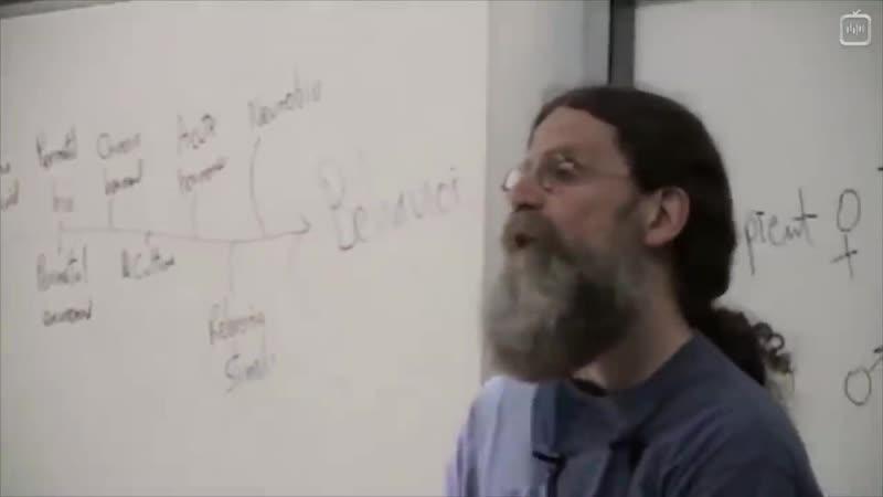 Биология поведения человека- Лекция 15. Сексуальное поведение, I [Роберт Сапольски, 2010. Стэнфорд]