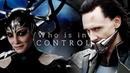 Hela and loki | who is in control?