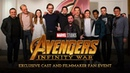 INFINITY TRIP - AVENGERS Exclusive cast and filmmaker fan event - KION