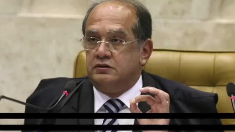 Eita Gilmar Mendes é investigado pela Receita e pede apuração a Toffoli~