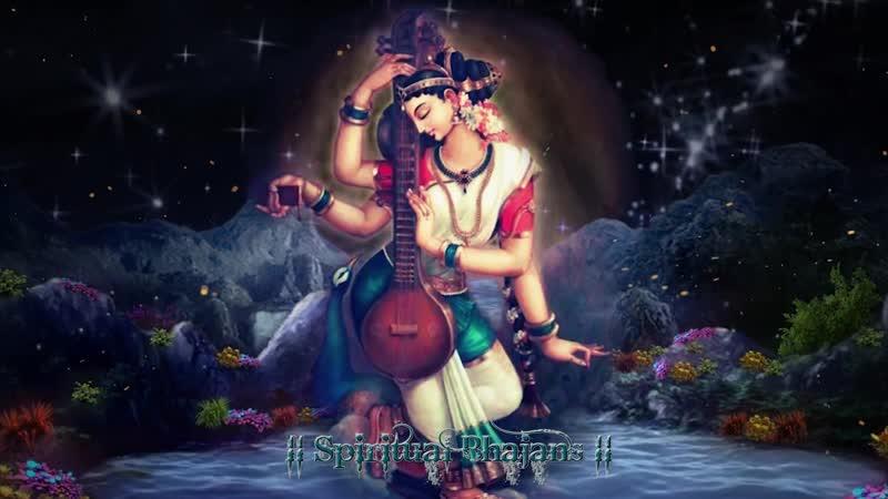 Basant Panchami Special Sharde Saraswati - शारदे सरस्वती Sachin Limaye Art of Living Bhajan