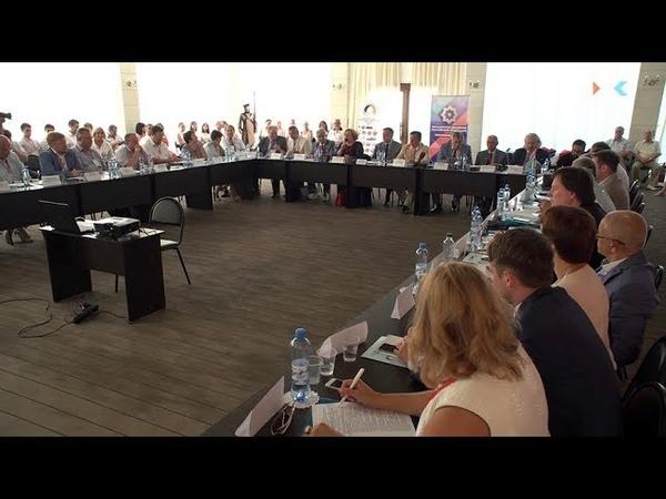 На Константиновском равелине открыли Международную Евразийскую школу «Севастополь-Россия-Мир»