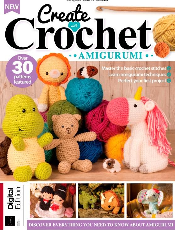 Future's Series - Create with Crochet - Amigurumi - 2019