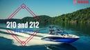 2017 Yamaha 210 and 212 Boat Series