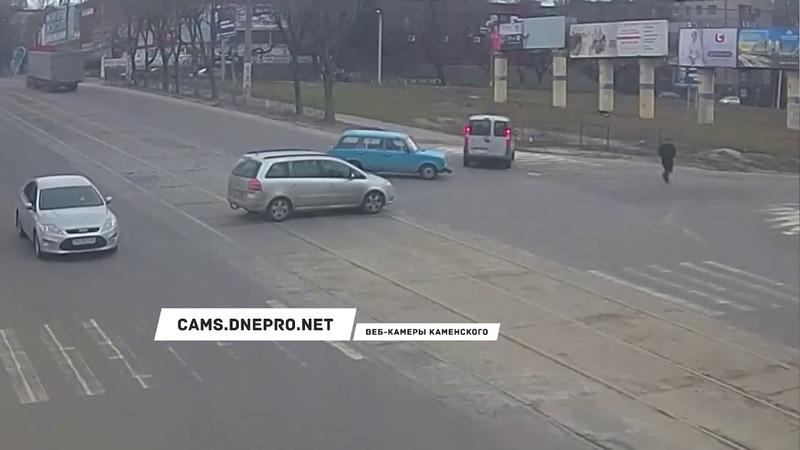 ДТП на Аношкина/Шевченка - 21.02.19