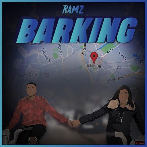 ramz альбом Barking