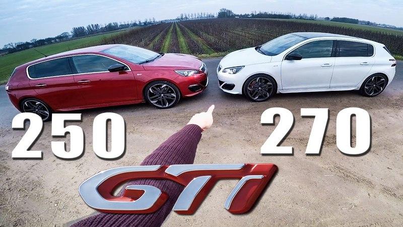 Peugeot 308 GTi Review POV Test Drive by AutoTopNL