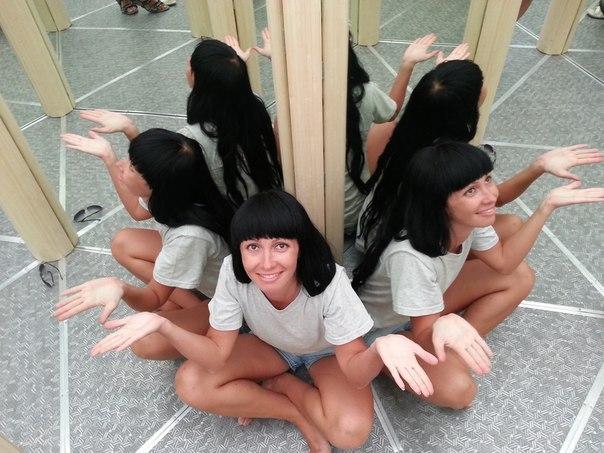 Зеркальный лабиринт своими руками