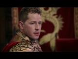 Once Upon a Time, captaincharming, King Arthur, David Nolan, Captain Hook