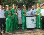 Калмыцкий филиал Россельхозбанка  принял участие в праздновании 75-летия Кетченеровского района