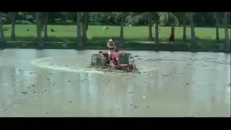 Tractor-fight from Alluda Majaka