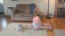 Mom's Workout yoga