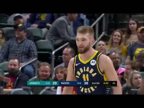Charlotte Hornets vs Indiana Pacers : January 20, 2019