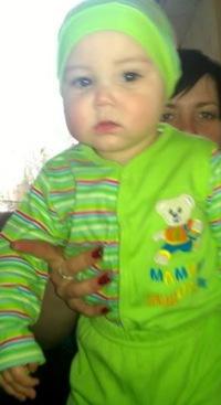 Ольга Готовкина, 16 июня 1995, Тюмень, id179553106