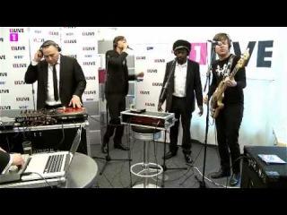 Caligola - Forgive Forget @ 1LIVE Akustikset 07/03/2012