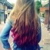 Как покрасить волосы пастельными мелками и не только.