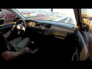 Alan Szabo Jr. Evo 8 RS Stock IX Turbo 10.9 @ 121mph