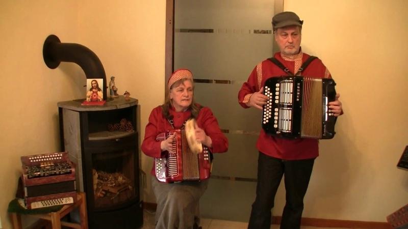 Kalinka Калинка Handharmonika M III und Ouvertüre V