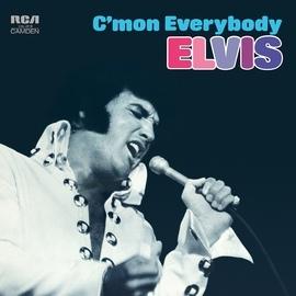 Elvis Presley альбом C'mon Everybody