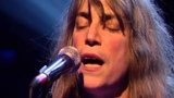 Patti Smith - Because The Night (Later with Jools Holland Apr '02)