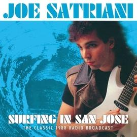 Joe Satriani альбом Surfing in San Jose (Live)