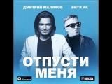 Дмитрий Маликов feat. Витя АК - Отпусти меня (Музыкальные Клипы 2018)