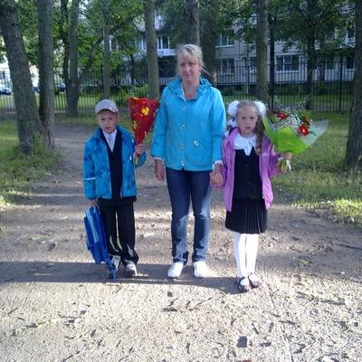 Татьяна Шуктуева, 16 августа 1978, Санкт-Петербург, id48197740