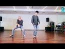 Part1 jiahn and isaac dancing to taeyang's ringa linga 2018