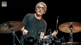 Steve Gadd demos his favorite flam exercises on drums