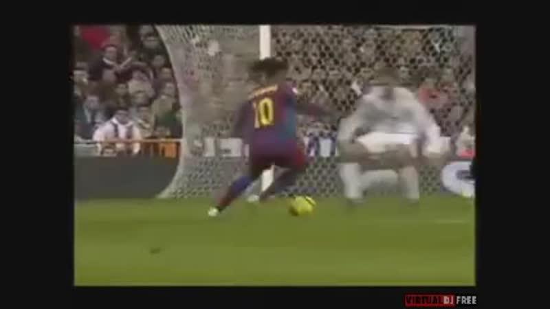 Ronaldinho Dream.(Por Eso Amo El Futbol)[I dont wanna close my eyes] [Armageddo