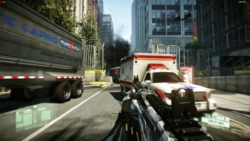 Crysis 2 Вторая серия