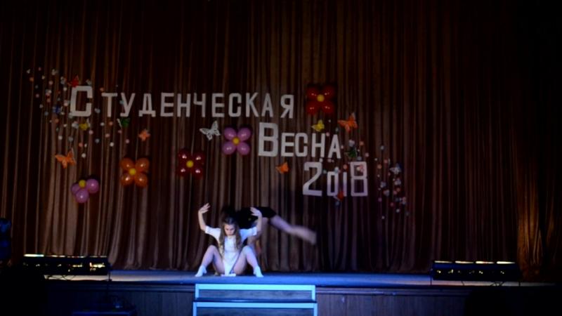 Донцова Виктория, Сердюцкая Юлия (Танцевальное направление)