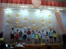 Выступление 11п класса на концерте ко Дню учителя