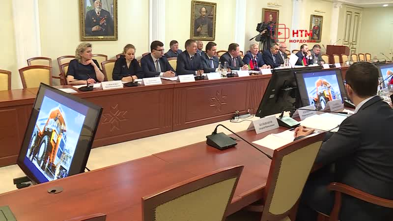 Визит белорусских парламентариев в Мордовию подошёл к концу