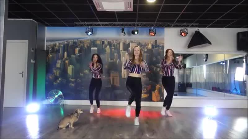 Saskia's Dansschool Sofia Reyes R I P ft Rita Ora Anitta Easy Fitness Dance Video Choreogra