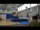 Отборочный турнир по воздушной атРетике в Самаре Рита Погребняк 2 меÑ